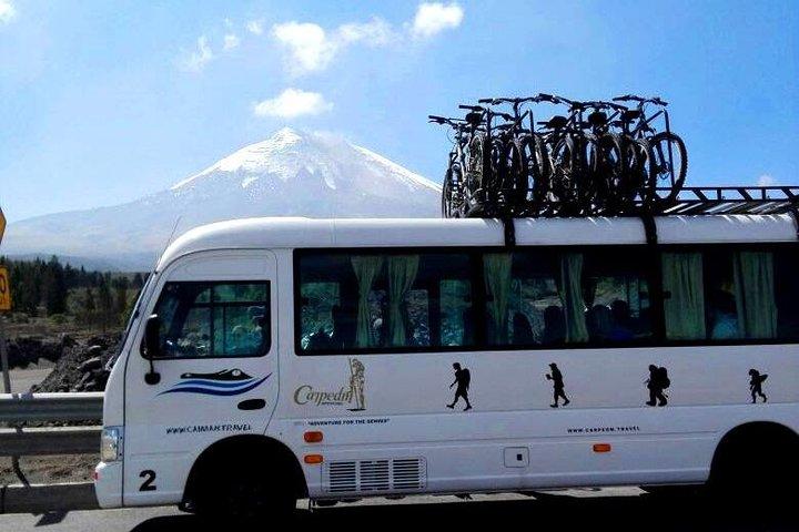 Quito Arrival Transfers & Accomodation, Quito, Equador