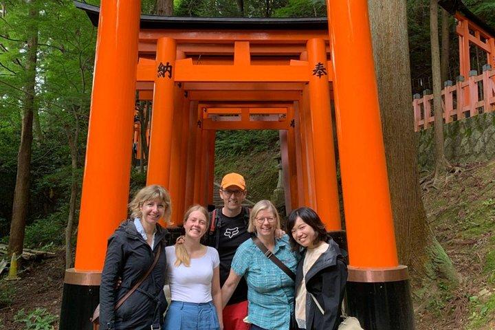 Fushimi Inari Hidden Hiking Tour, Kioto, JAPÃO
