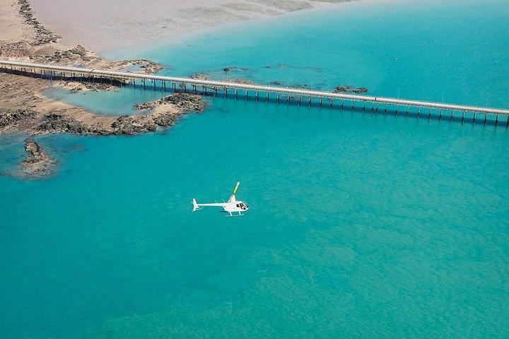 Broome 30 Minute Scenic Helicopter Flight, Broome, AUSTRALIA