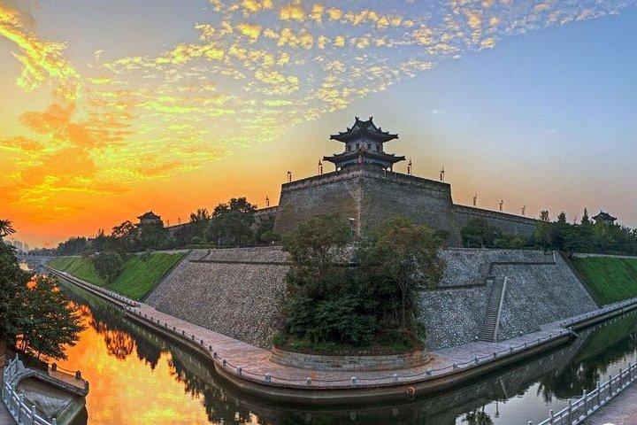 1 Day Xian Group Tour: Terracotta Warriors & City Wall, Sian, CHINA