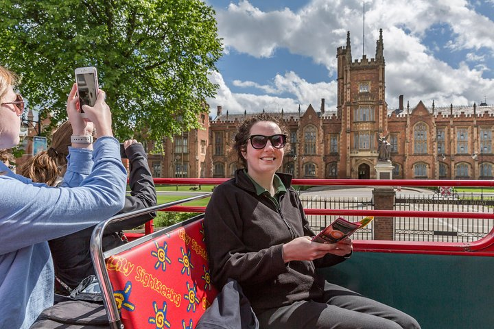 Excursión en tierra en Belfast: excursión turística en autobús con paradas libres, Belfast, IRLANDA