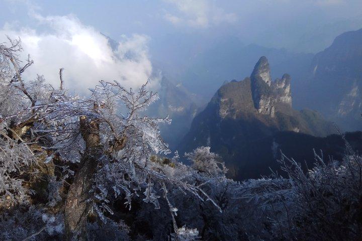 Tianmen Mountain one day tour, Zhangjiajie, CHINA