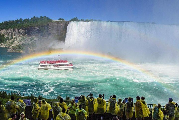 Niagara Falls Small-Group Day Tour from Toronto, Toronto, CANADA