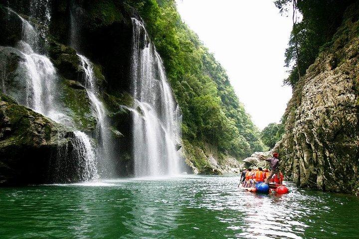 Private Day Trip of Mengdong River Rafting in Zhangjiajie, Zhangjiajie, CHINA