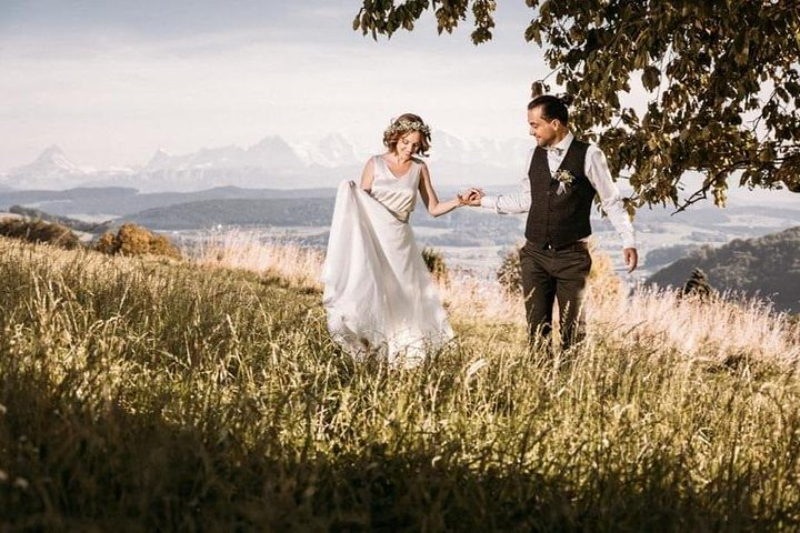 Private Photo Session with a Local Photographer in Bern, Berna, SUIZA