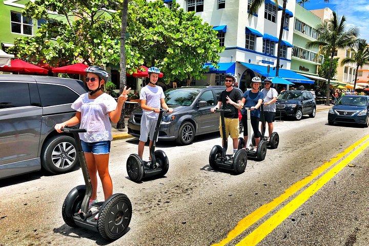 Shared 1 Hour Star Island Segway Tour, Miami, FL, UNITED STATES