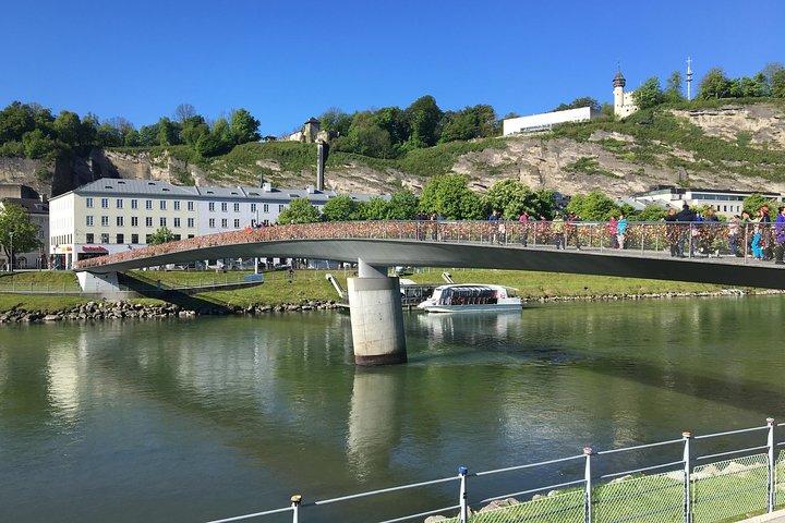 Salzburg City Tour Including Salzach River Sightseeing Cruise, Salzburgo, Áustria