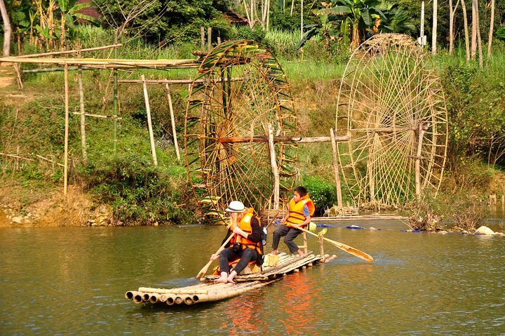 Mai Chau 1 Day, Hanoi, VIETNAM