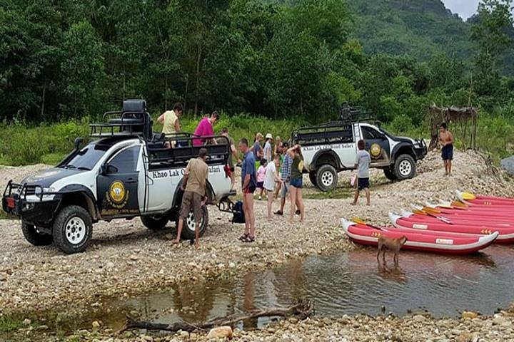 Adventure Off Road Safari to Khao Lak National Park, Khao Lak, TAILANDIA