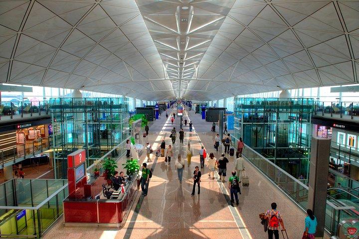 Hong Kong Private Arrival Transfer Driver Meet and Greet: Airport to Hotel, Hong Kong, CHINA