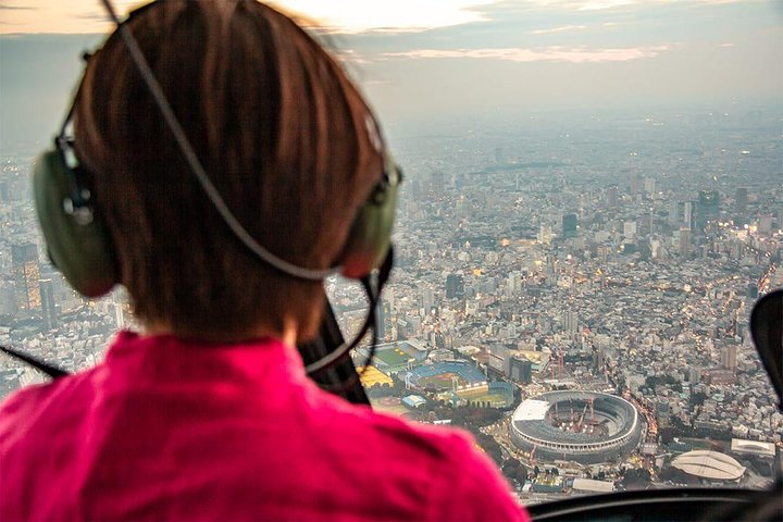 [25 Minutes] Tokyo Tour: Tokyo Skyscraper Tour, Tokyo, JAPON