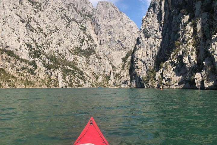 Peaks of the Balkans tour: Koman Lake, Valbona & Theth in four days, Tirana, ALBANIA
