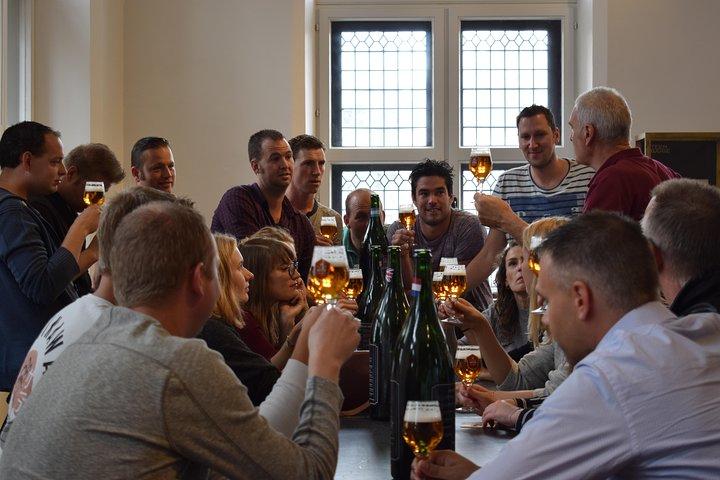 BeerWalk Bruges (French guide), Brujas, BELGICA