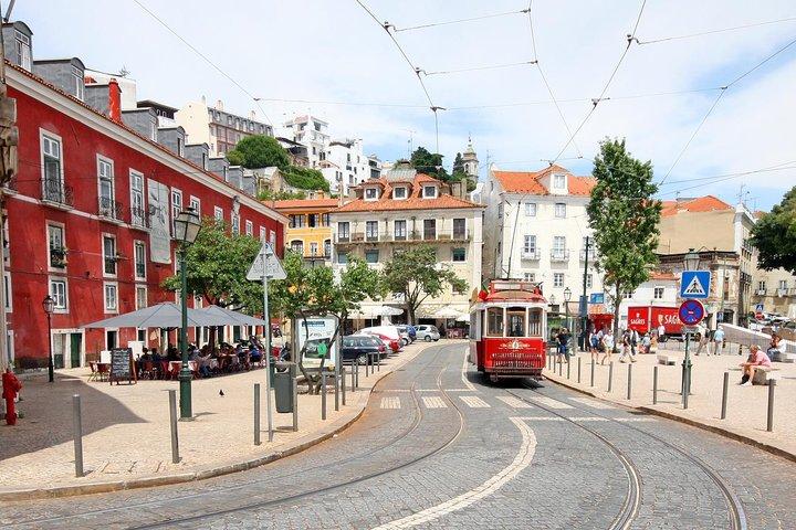 Excursión en autobús con paradas libres por la ciudad de Lisboa, Lisboa, PORTUGAL