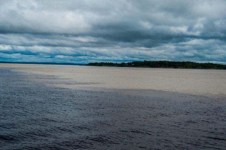 Tour Encuentro de las Aguas - Manaos, Manaus, BRASIL