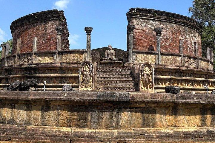 Full Day Tour To Sigiriya Rock Fortress And Ancient City Of Polonnaruwa, Sigiriya, SRI LANKA