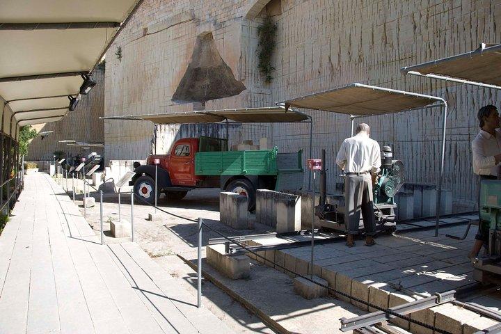 Hagar Qim temple (UNESCO), Limestone Heritage & Marsaxlokk Market guided tour, ,