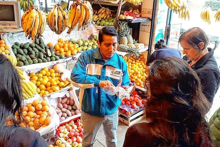 Food & Art: Lima Colors and Flavors Walking Tour, Lima, PERU