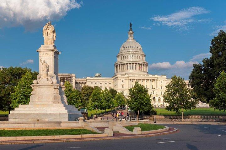 Visita turística express a Washington DC, Washington DC, ESTADOS UNIDOS