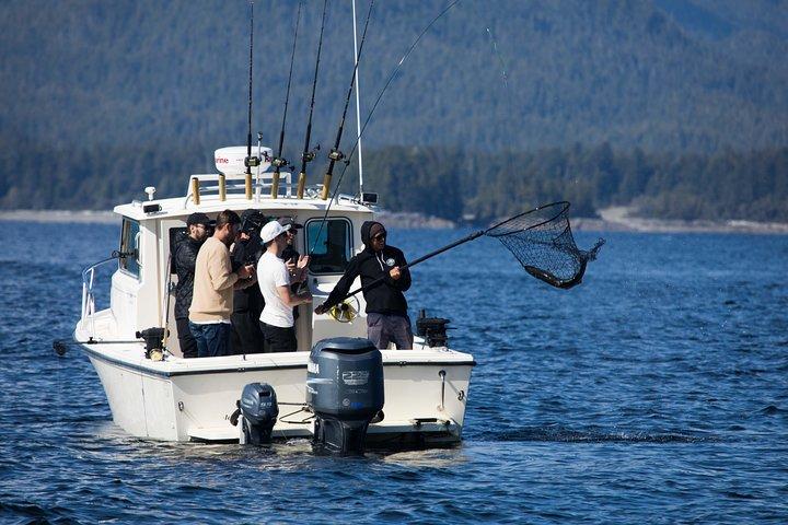 10 Hour Ocean Adventure, Isla de Vancouver, CANADA