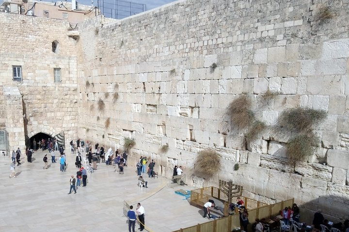 Jerusalem: The Center of the Universe - Walk the