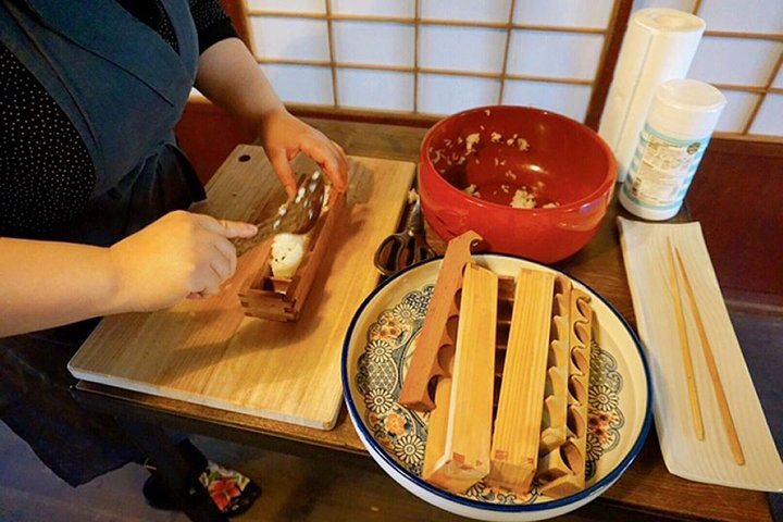 Sushi-Making Experience! IN KANAZAWA, Kanazawa, JAPON