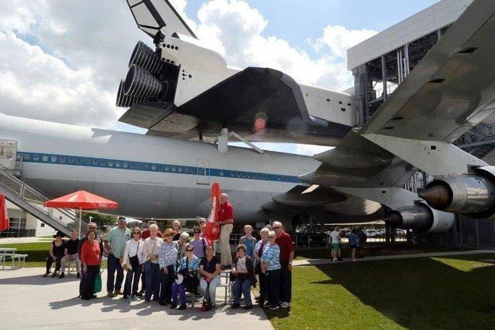 Group Tour of the Space Center Houston Guided by a Real Rocket Scientist, Houston, TX, ESTADOS UNIDOS