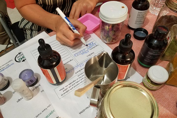 Vegan Soap Making for Beginners, Brooklyn, NY, ESTADOS UNIDOS