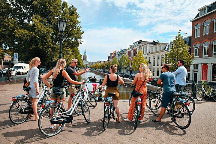The Hague Highlight Bike Tour, La Haya, HOLANDA