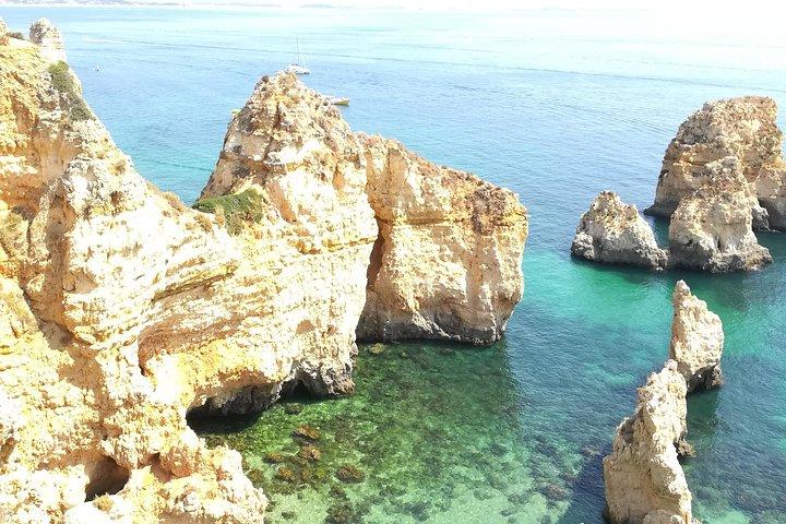 ALGARVE from Lisbon PRIVATE Tour - Lagos, Benagil and Marinha beach, Lisboa, PORTUGAL