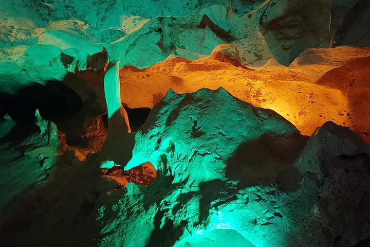 Green Grotto Caves Excursion from Falmouth, Montego Bay, JAMAICA