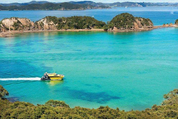 Half-Day Bay of Islands Discovery Tour from Paihia, Bahia de Islas, NUEVA ZELANDIA
