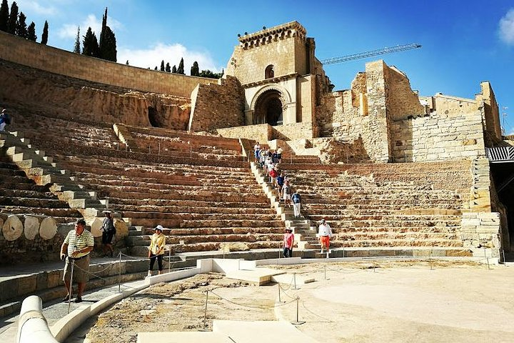 Visita a pie Histórica Romana privada por Cartagena, Cartagena, ESPAÑA