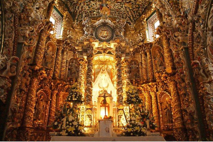 Puebla and Cholula Day Trip from Mexico City, Ciudad de Mexico, MÉXICO