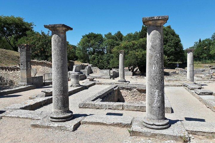 provence day trips Arles,Les Baux and Saint Rémy, Marsella, FRANCIA