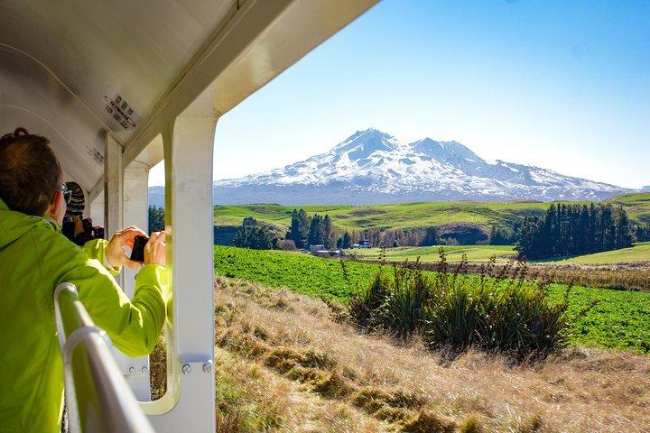 Northern Explorer - de Auckland a Wellington en tren., Auckland, NUEVA ZELANDIA