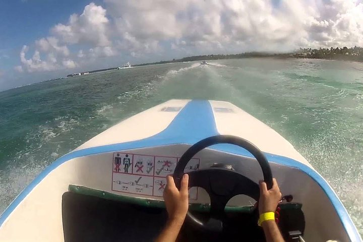Speedboat & Snorkeling from Punta Cana, Punta de Cana, REPUBLICA DOMINICANA