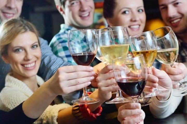 Two-Hour Wine Tasting Experience at Le Sodole Private Members Club, Pisa, ITALIA