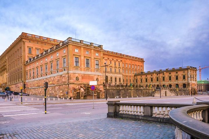 Stockholm City Tour with Drottningholm by Private car with guide, Estocolmo, SUECIA