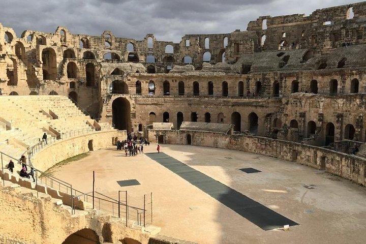 Full-Day Kairouan and El Jem Tour from Tunis, Tunez, Tunísia