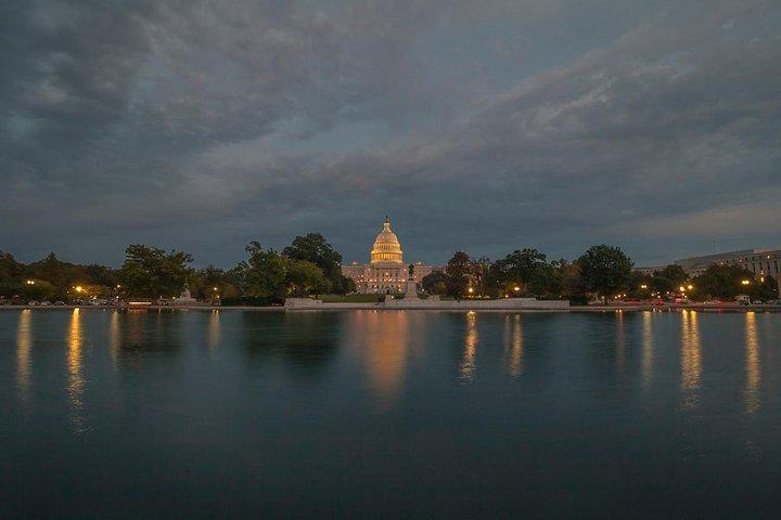 Washington DC Moonlit Tour of the National Mall with Pick-Up, Washington DC, ESTADOS UNIDOS