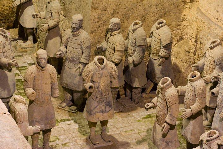 One Day Chengdu Xian Tour by Bullet Train, Chengdu, CHINA