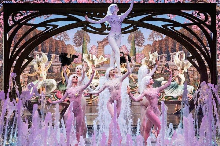 Lido de Paris Cabaret Dinner Show Ticket, Paris, França