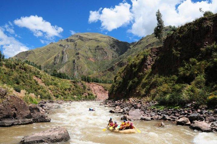 Cusco Rafting and Zipline Adventure, Cusco, PERU