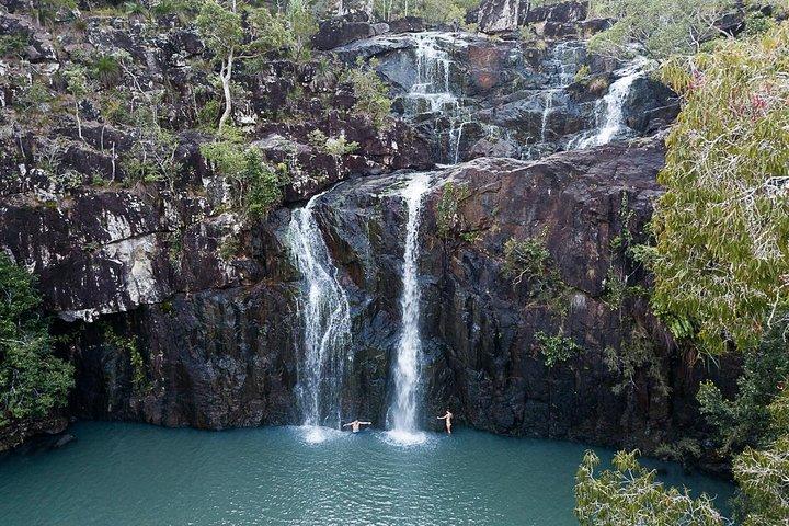 Whitsundays Tropical Rainforest, Waterfalls and Airlie Beach Eco Experience, Airlie Beach, Austrália