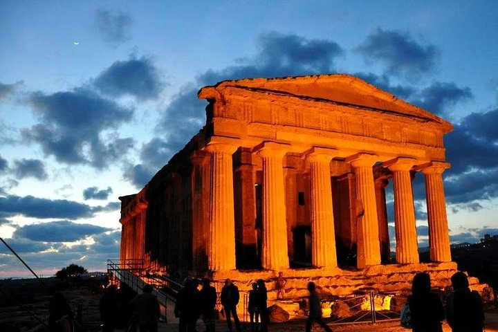 Tour of Agrigento with lunch in winery and visit guided of winery, ,