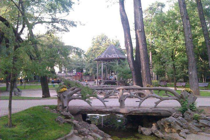 Recorrido sobre fantasmas y vampiros, Bucarest, RUMANIA