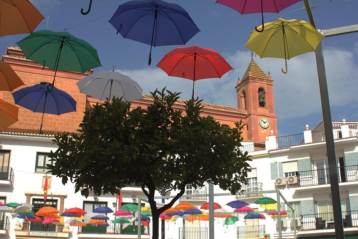 Sun and Wine Route - Small group, wine tasting and lunch included, Malaga, ESPAÑA