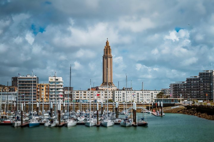 Le Havre Like a Local: Customized Private Tour, El Havre, FRANCIA