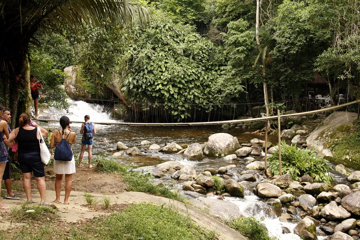 Waterfall Jungle Jeep Adventure and Cachaca Tour from Paraty, Paraty, BRASIL